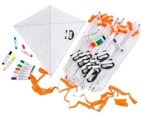 Drachen-Sparset 10 Drachen  Stifte