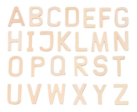 Holz-Buchstaben A-Z 26 Stueck-1