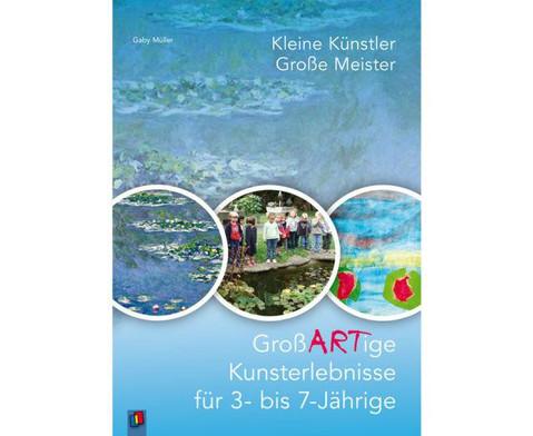 Kleine Kuenstler - grosse Meister-1