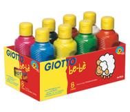 Temperafarben 8 Stück - Giotto Bé-Bé Super Paint