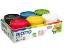 6 Giotto Fingermalfarben im Set-1