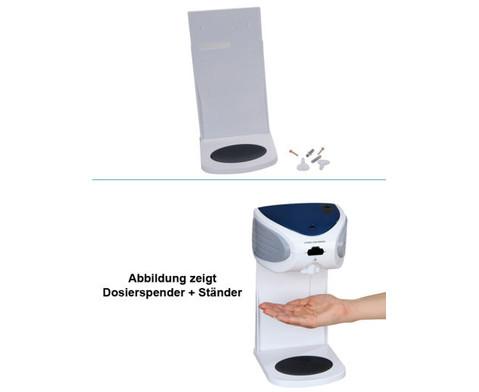 Staender fuer Senso-Antiseptico Dosierspender-2