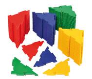 Polydron, 80 rechtwinklige Dreiecke