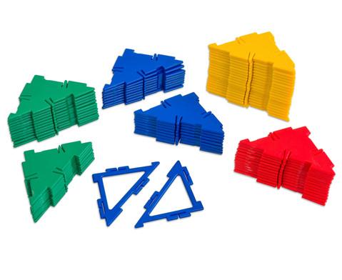 Polydron 80 rechtwinklige Dreiecke-2