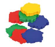 Polydron, 24 Fünfecke