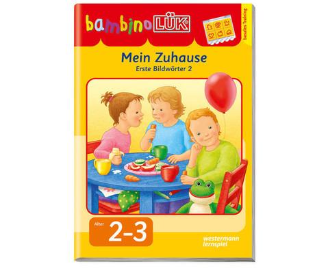bambinoLUEK Mein Zuhause-1