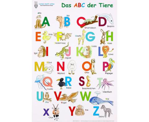 Das ABC der Tiere Poster-1