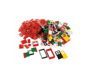 LEGO® Dachsteine, Türen, Fenster