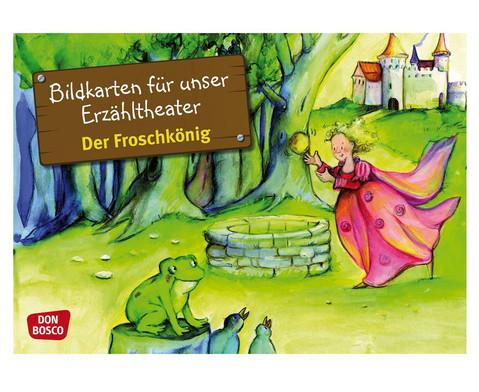 Der Froschkoenig  Bildkarten-Sets zum Erzaehltheater-1