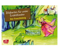 Der Froschkönig – Bildkarten-Sets zum Erzähltheater