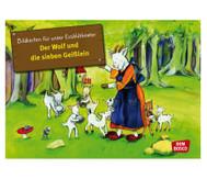 Bildkarten: Der Wolf und die sieben Geißlein