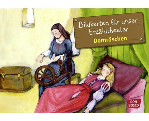 Dornroeschen Kamishibai-Bildkartenset