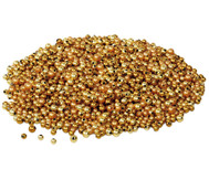 Metallicperlen, Gold-Töne