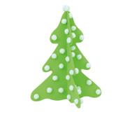 Weihnachtsbaum zum Aufstellen, blanko