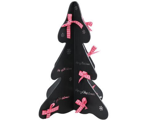 Weihnachtsbaum zum Aufstellen blanko-3