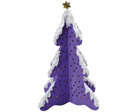 Weihnachtsbaum zum Aufstellen blanko-1