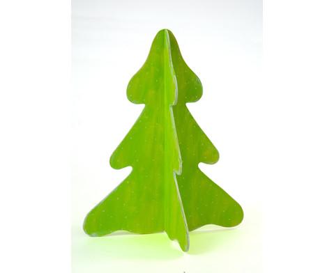 Weihnachtsbaum zum Aufstellen blanko-4