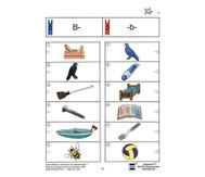 Colorclip: Laute hören und unterscheiden 1