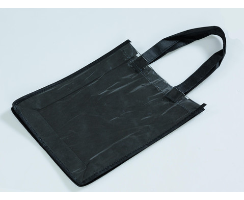 Kunststoff-Tasche mit Einschub 1 Stueck-4