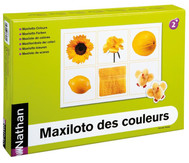 Maxilotto, Farben