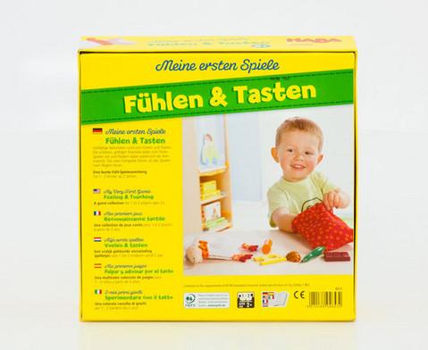 Meine ersten Spiele - Fuehlen  Tasten-3