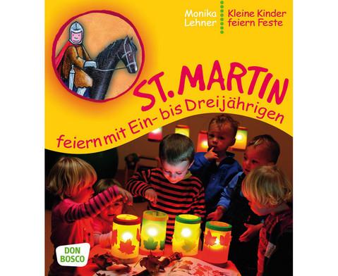 St Martin feiern mit Ein- bis Dreijaehrigen-1