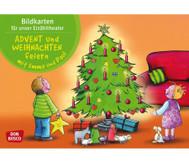 Bildkarten: Advent und Weihnachten feiern mit Emma und Paul