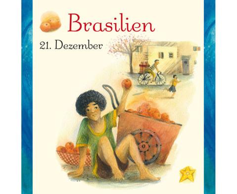 Weihnachten in aller Welt Adventskalender mit 24 Buechlein-2