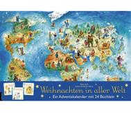 Weihnachten in aller Welt, Adventskalender mit 24 Büchlein
