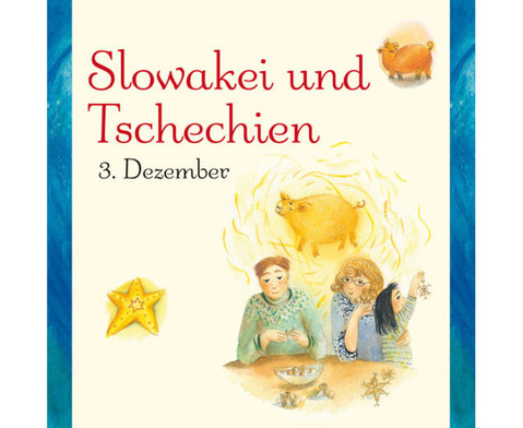 Weihnachten in aller Welt Adventskalender mit 24 Buechlein-5