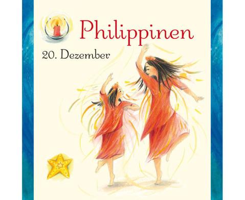 Weihnachten in aller Welt Adventskalender mit 24 Buechlein-7
