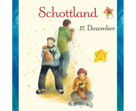 Weihnachten in aller Welt Adventskalender mit 24 Buechlein-8