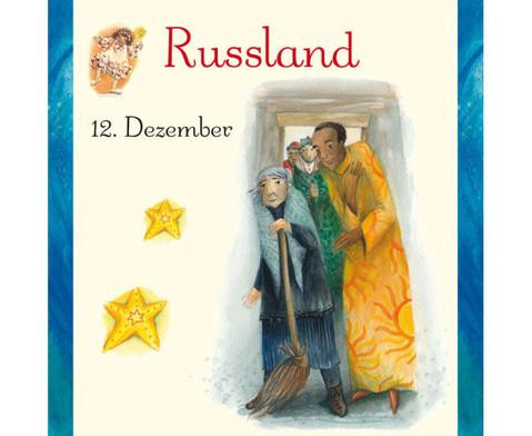 Weihnachten in aller Welt Adventskalender mit 24 Buechlein-11