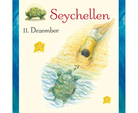 Weihnachten in aller Welt Adventskalender mit 24 Buechlein-12