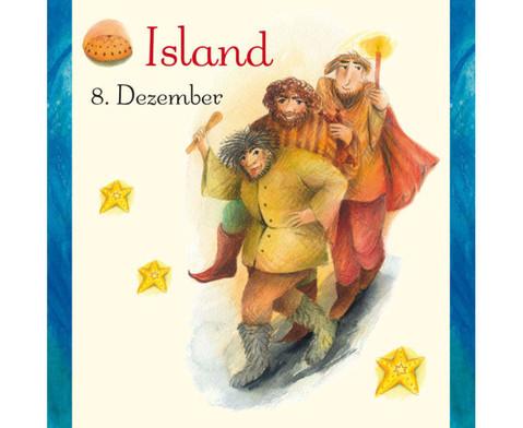 Weihnachten in aller Welt Adventskalender mit 24 Buechlein-18