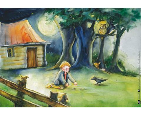 Bildkarten Haensel und Gretel-2
