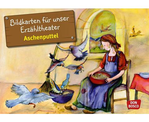 Bildkarten Aschenputtel