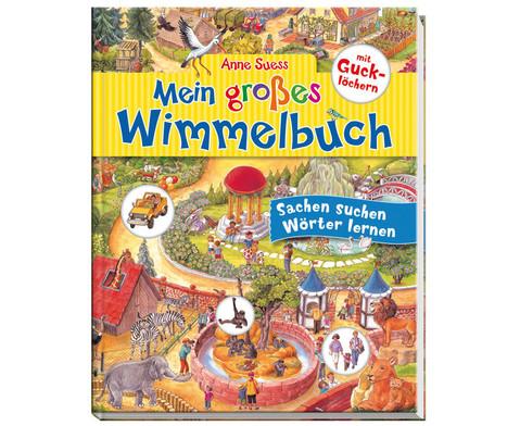 Mein grosses Wimmelbuch mit Guckloechern-1