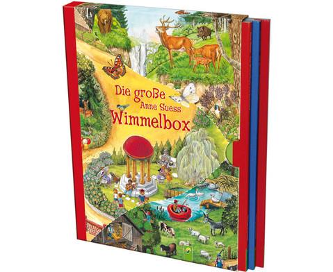 Die grosse Anne Suess Wimmelbox