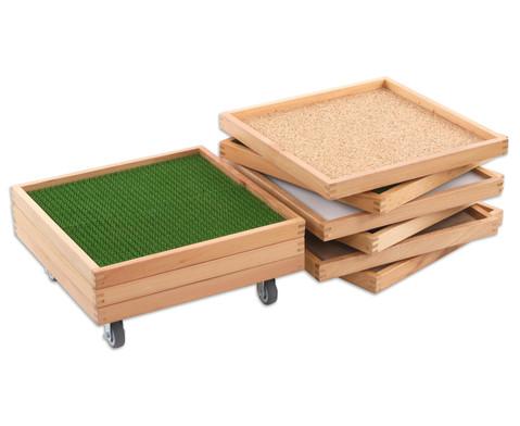 edumero Fühl-Kisten-Set