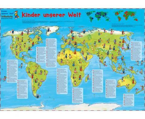 Poster Kinder unserer Welt-1