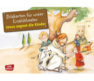 Jesus segnet die Kinder
