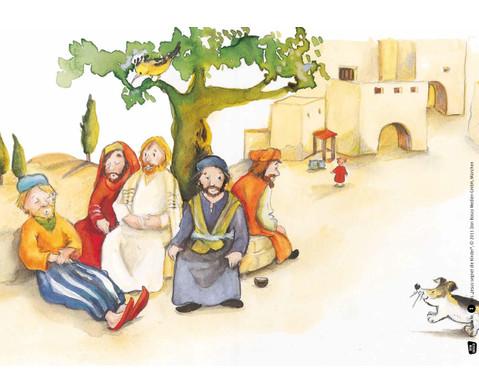 Jesus segnet die Kinder-3