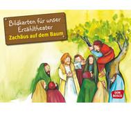 Bildkarten: Zachäus auf dem Baum