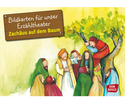 Zachaeus auf dem Baum-1