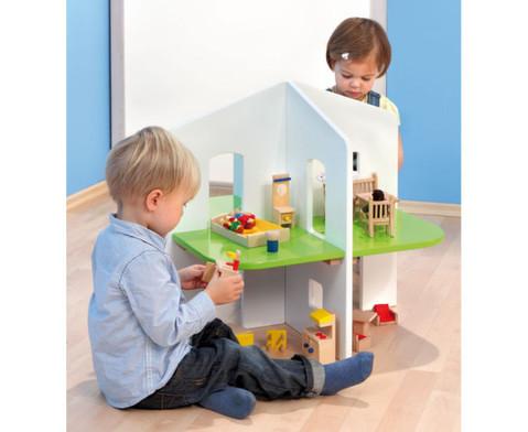 Puppenhaus 2-stoeckig-2