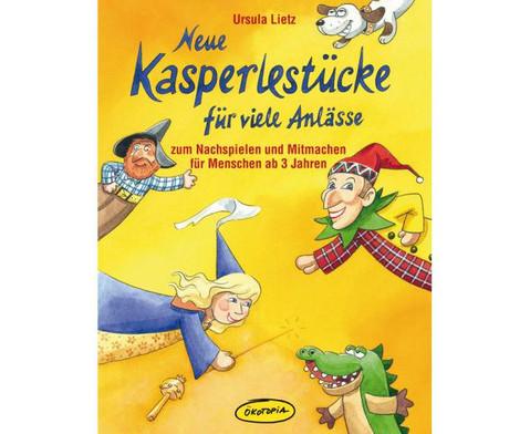 Buch Neue Kasperlestuecke fuer viele Anlaesse-1