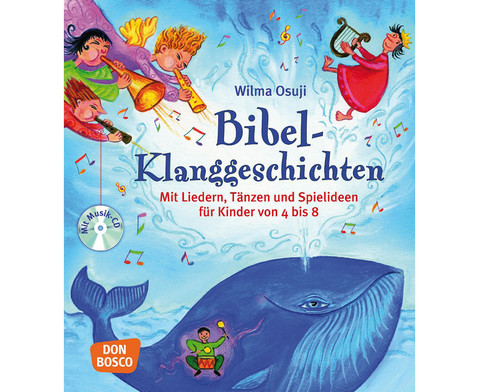 Buch mit CD Bibel-Klanggeschichten