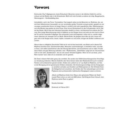 Buch  CD Rhythmix gesprochen gereimt gelernt gelacht-2