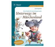 Buch + CD: Unterwegs im Märchenland
